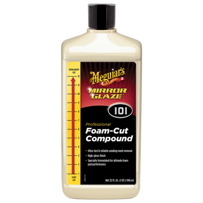 MEGUIAR'S 101 Foam Cut...