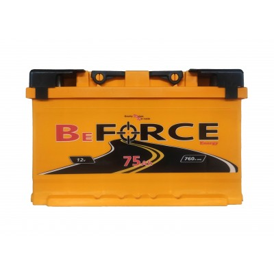 BeFORCE Akumulator 75Ah 12V...