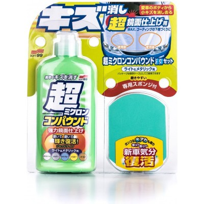 SOFT99 Micro Liquid...