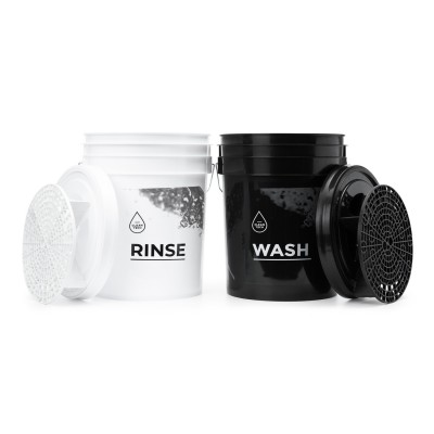 CLEAN TECH Wiadra WASH +...