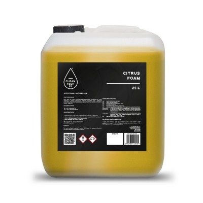 CLEAN TECH Citrus Foam 25L...