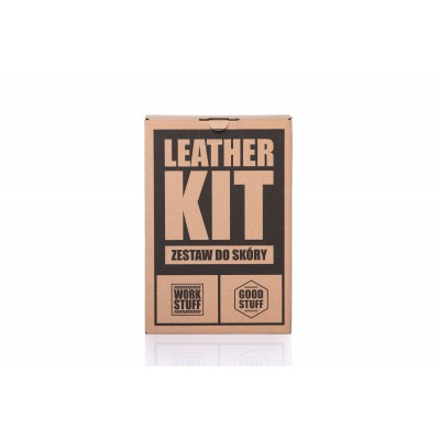 GOOD STUFF Leather Kit -...