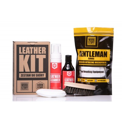 GOOD STUFF Leather Kit -...