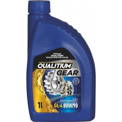 QUALITIUM GEAR GL-4 80W/90 1L