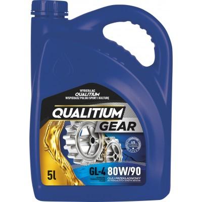 QUALITIUM GEAR GL-4 80W/90 5L