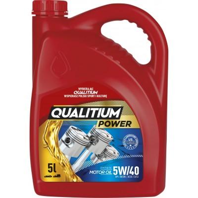 QUALITIUM POWER 5W40 5L