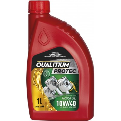 QUALITIUM PROTEC 10W40 1L