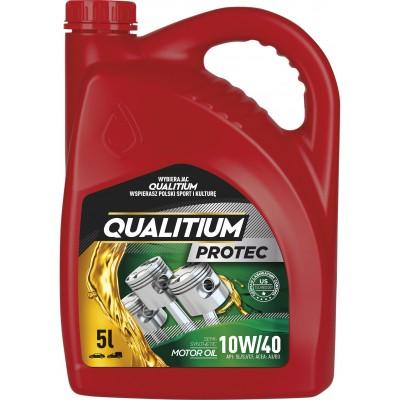 QUALITIUM PROTEC 10W40 5L