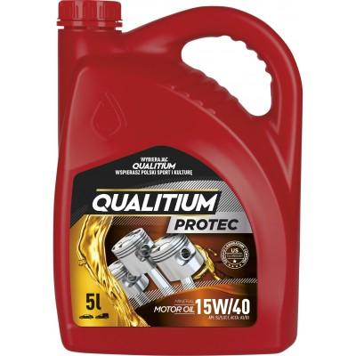 QUALITIUM PROTEC 15W40 5L