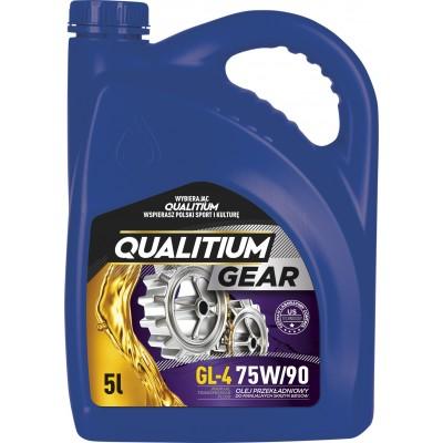 QUALITIUM GEAR GL-4 75W/90 5L