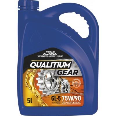 QUALITIUM GEAR GL-5 75W/90 5L