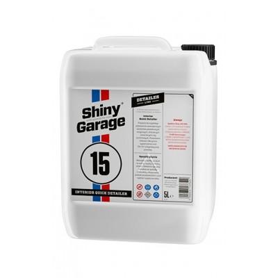 SHINY GARAGE INTERIOR QUICK...