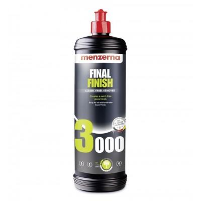 MENZERNA 3000 FINAL FINISH...