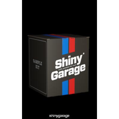 SHINY GARAGE SAMPLE KIT...